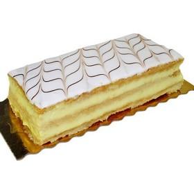 Gâteau mille feuilles en livraison sur armentieres