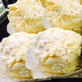 Gâteau merveilleux au chocolat blanc en livraison sur armentieres