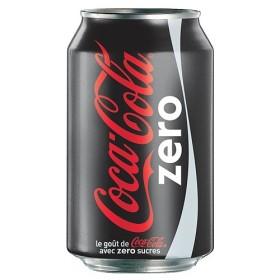 boisson coca cola zero