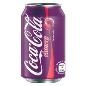 boisson coca cola cherry