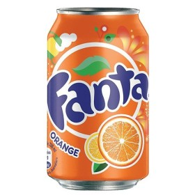 boisson fanta orange