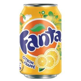 boisson fanta citron