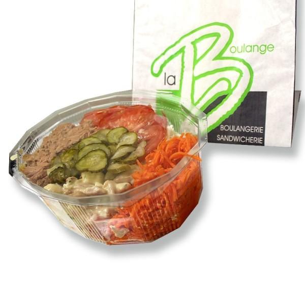 salade à base de thon
