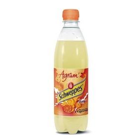 boisson schweppes agrum' de 50 cl